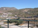 If you're building in Pedregal you can watch from our back balcony.
