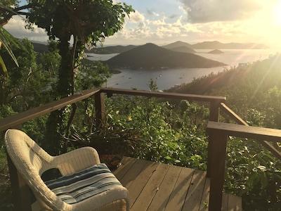 Bordeaux Mountain, St. John, U.S. Virgin Islands