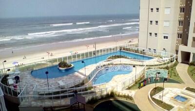 Conforto e lazer Apto no  Resort Itanhaém  Alugue para Temporada