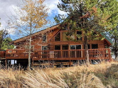 Newly remodeled 2200 sf cabin 6 miles from Tamarack.