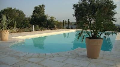 Swimmingpool 10 x 5 m