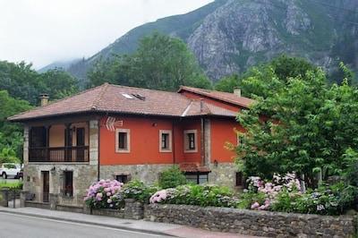 Casa rural (alquiler íntegro) El Quintanal para 8 personas