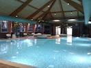 Das Schwimmbad ...