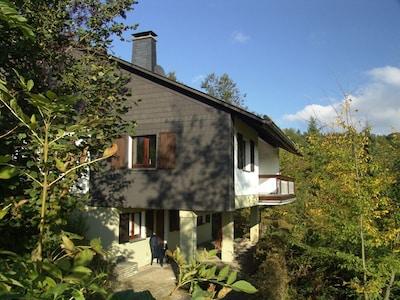 Ferienhaus freistehend&komfortabel, in Schanze mit wunderschöner ruhiger Südlage