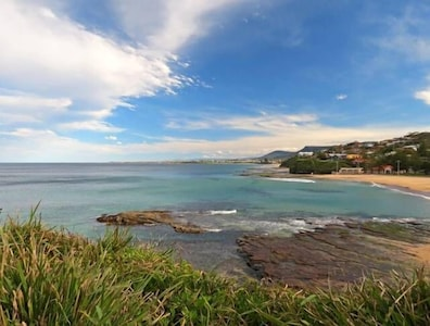 Austinmer Boatharbour, Wollongong, New South Wales, Australia