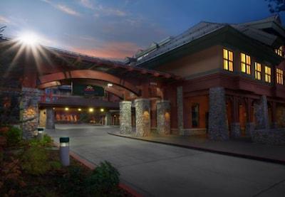 Casino at Harveys Lake Tahoe, Tahoe Village, Nevada, United States of America
