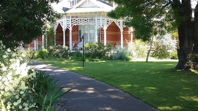 Worsley Cottage Museum, Maryborough, Victoria, Australia