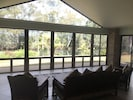 standing in the heart of the home. Lounge room and indoor/outdoor area's