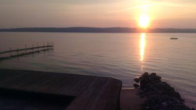 sunsets are million dollars plus tax!
