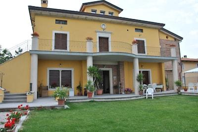 Villa di Giomici