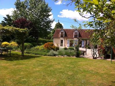 Châtillon-sur-Cher, Loir-et-Cher (departement), Frankrijk
