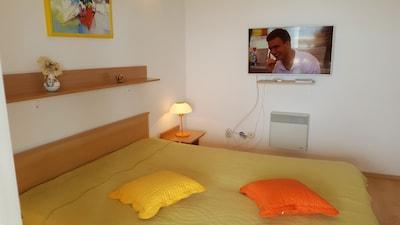 bedroom ,upper floor