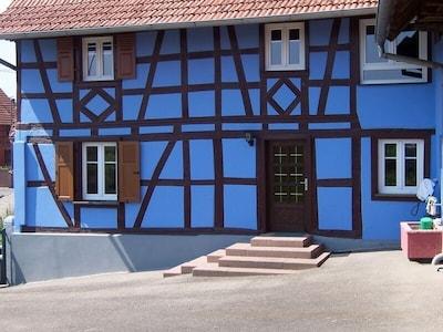 Uhlwiller, Bas-Rhin, France
