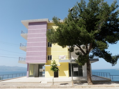 The house from Entré