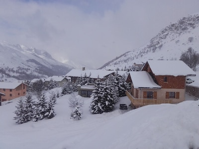 Levassaix, Les Belleville, Savoie, France