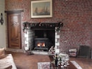 An easy to manage and effective woodburner, cosy to relax with friends or family
