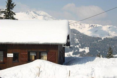 Télésiège de la Croix, Les Gets, Haute-Savoie (département), France