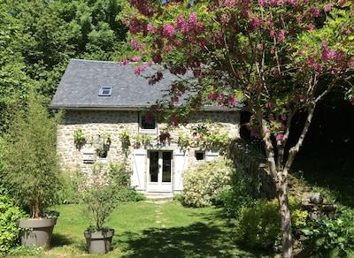 Ussel, Corrèze (département), France