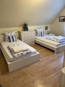 Appartamento accogliente e tranquillo per 4-5 persone