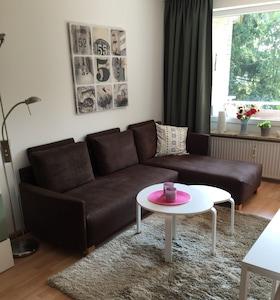 Wohn-, Essbereich