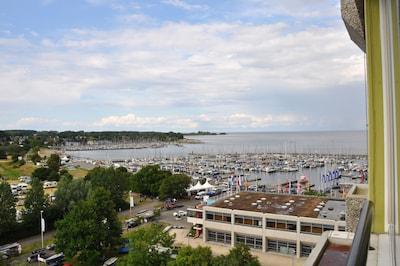 Olympic Center Schilksee, Kiel, Schleswig-Holstein, Germany