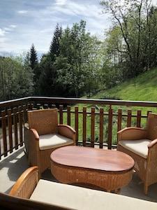 Bussang - Larcenaire Ski Resort, Bussang, Vosges, France