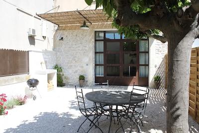 Maillane, Département des Bouches-du-Rhône, France