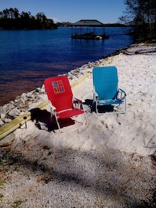 CHILL OUT & FEEL THE SAND BETWEEN YOUR TOES!