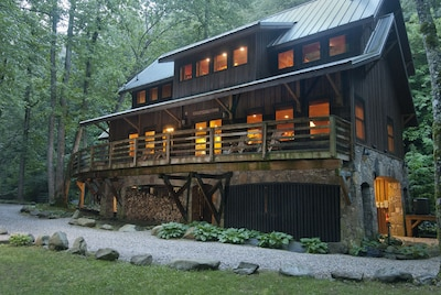 Nantahala River Lodge - a perfect place for Families, Friends and Fishermen