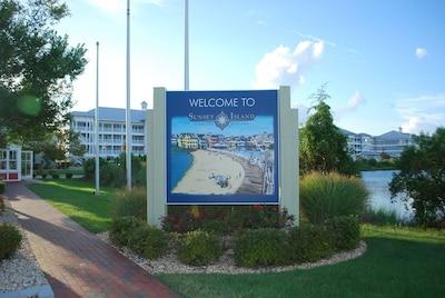 Welcome to Sunset Island
