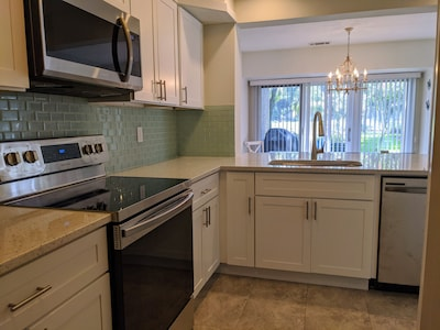 Kitchen remodeled in July 2020