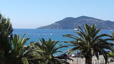 Quartier La Bocca, Cannes, Alpes-Maritimes, France