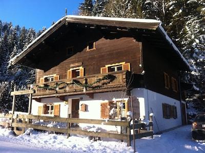 Winter im Ledererhäus'l
