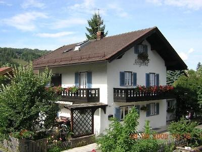 Kranzberglift, Mittenwald, Bayern, Deutschland