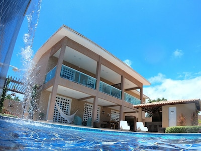 Encantada Casa de Praia em Maragogi AL Pouso das Fadas
