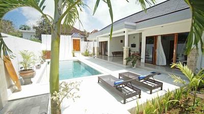 Brand New Villa Among All Beaches