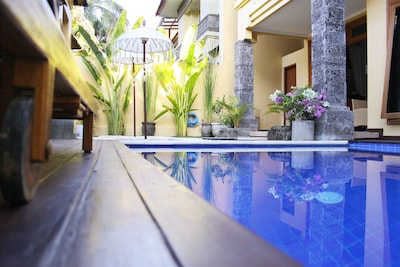 Family Vacation Home in Kuta Centre