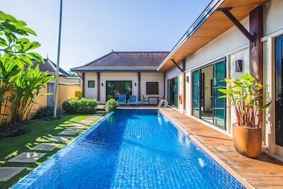 VW7: Oriental Layan 1BR Private Pool