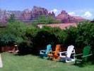 Mountain View from backyard