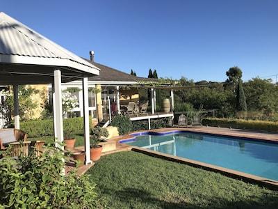 McWilliams Mount Pleasant Winery, Pokolbin, New South Wales, Australia