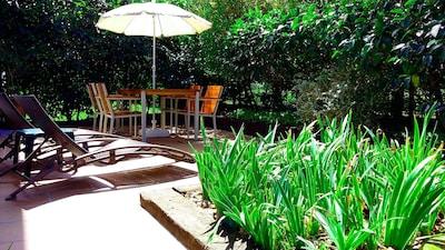 Villa costera de Cantabria con jardín, Wi-Fi - cerca de playas premiadas y Santander