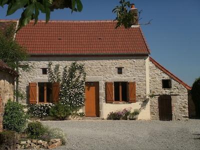 Viersat, Département Creuse, Frankreich