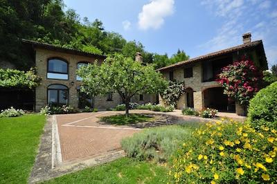 Vesime, Piedmont, Italië