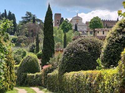 Arcetri, Florence, Toscane, Italie