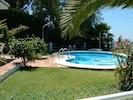VILLA CORRIB pool views