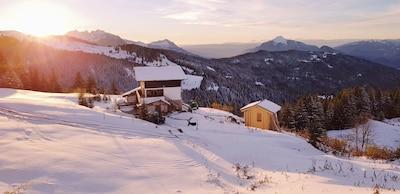 Les premières neiges de novembre