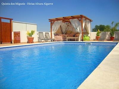 Bernarda, Castro Marim, District de Faro, Portugal