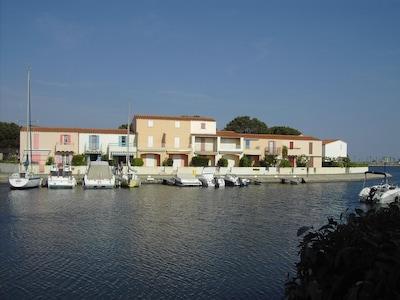 Lagune des Capellans