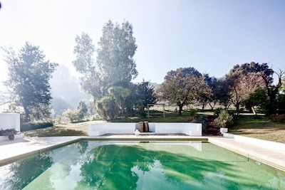 Restored Luxury Andalusian Farmhouse Bed & Breakfast