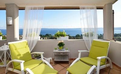 Spettacolare Romantic Lakeview Maison De Charme FREE WIFI